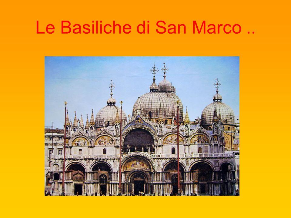 Il Palazzo Ducale, uno dei simboli della città di Venezia e capolavoro del gotico veneziano, sorge nell'area monumentale di Piazza San Marco, tra la P