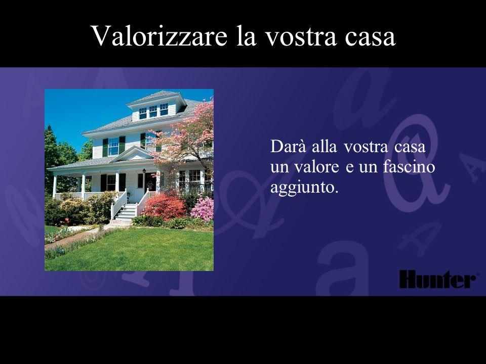 Darà alla vostra casa un valore e un fascino aggiunto. Valorizzare la vostra casa