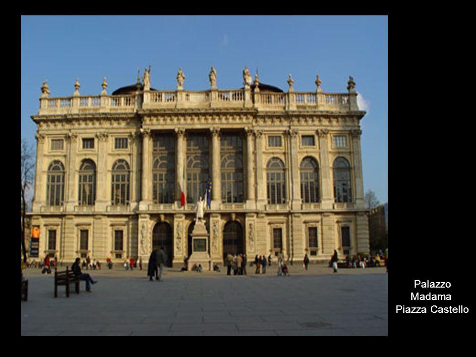 Palazzo Scaglia di Verrua Via Stampatori