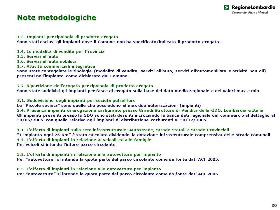 Note metodologiche 1.3.