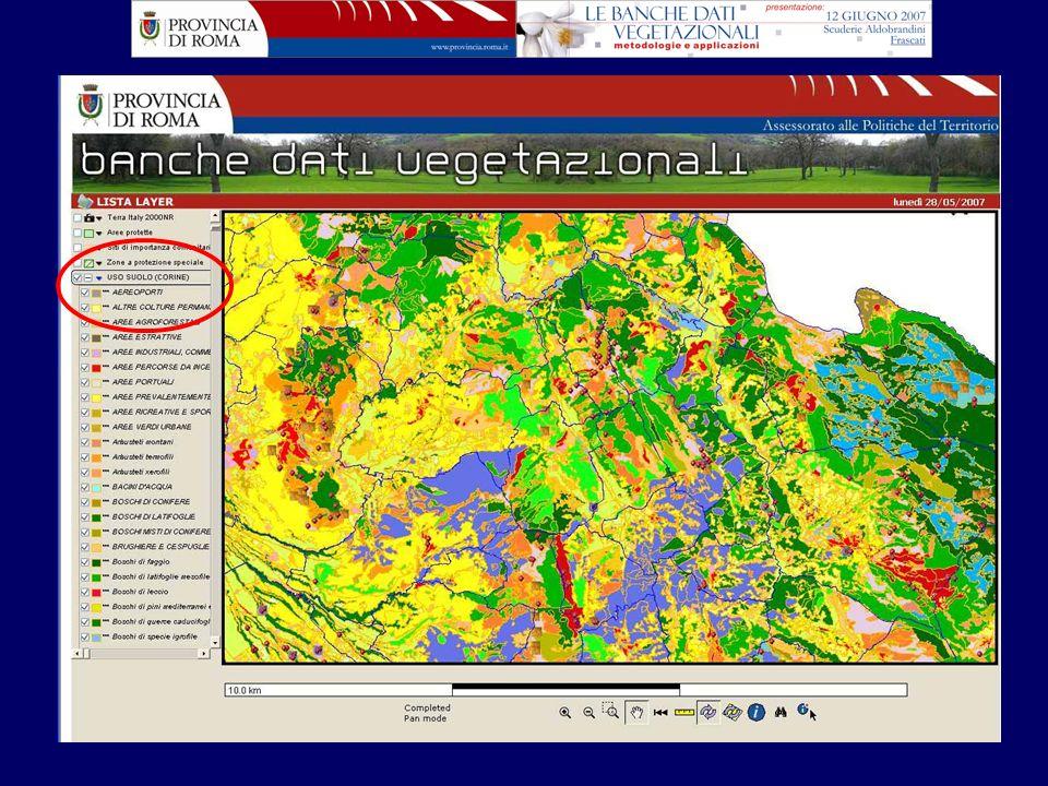 fta Anna Guidi Provincia di Roma Dipartimento V - Servizio 1 Ambiente