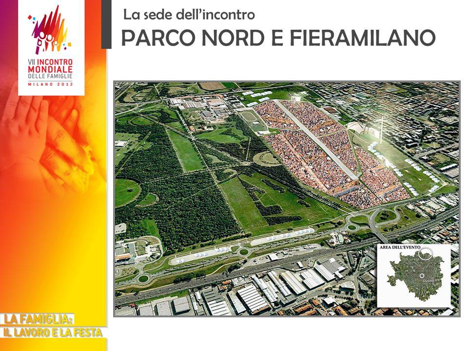 La sede dellincontro PARCO NORD E FIERAMILANO