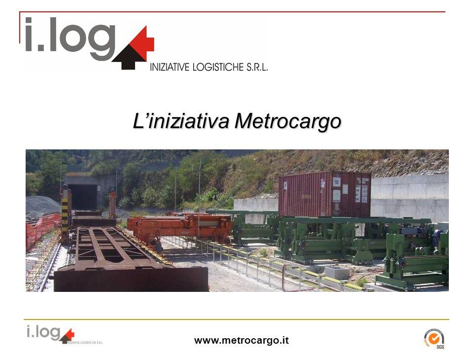 www.metrocargo.it Liniziativa Metrocargo