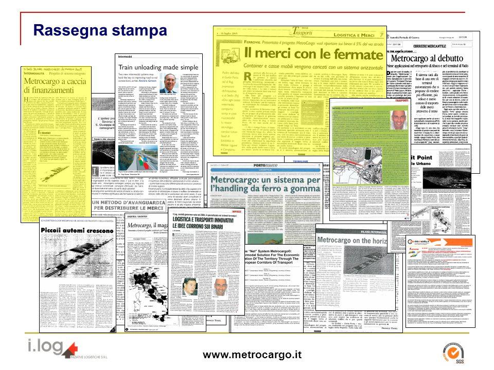 www.metrocargo.it Rassegna stampa