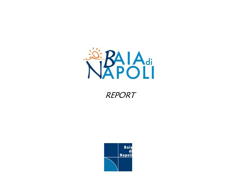 MISSION Progettazione, creazione e promozione del distretto territoriale della Baia di Napoli come destinazione turistica, in grado di offrire al turista unesperienza emozionale, nonché una proposizione di valore del territorio.