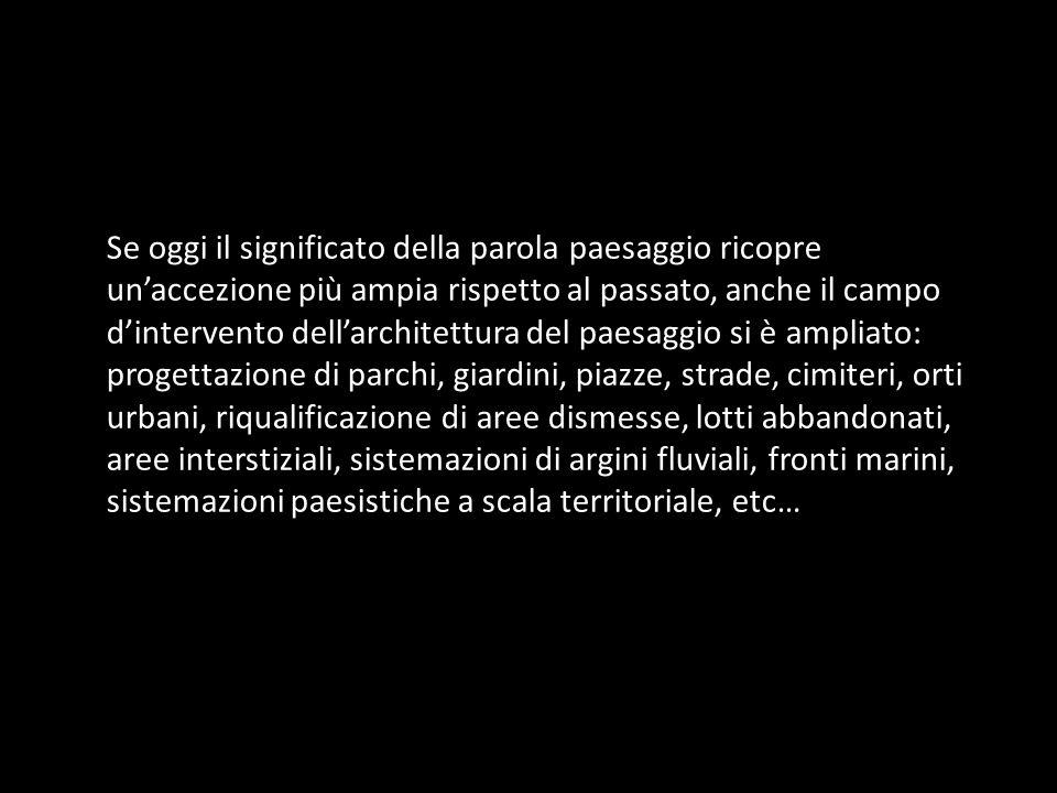 Giardino monastico Dalle descrizioni e da esempi esistenti, si evince che il giardino monastico comprende giardini nettamente separati tra loro: il giardino del chiostro, l area riservata alla coltivazione delle piante medicinali e officinali per il sollievo dei malati (giardino dei semplici); larea in cui crescevano le specie orticole e le erbe aromatiche (verziere); un altra riservata agli alberi da frutta (pomario, in prossimità del cimitero) - Carattere utilitario - Schema geometrico - Recintato da alti muri - Simboleggia il paradiso.