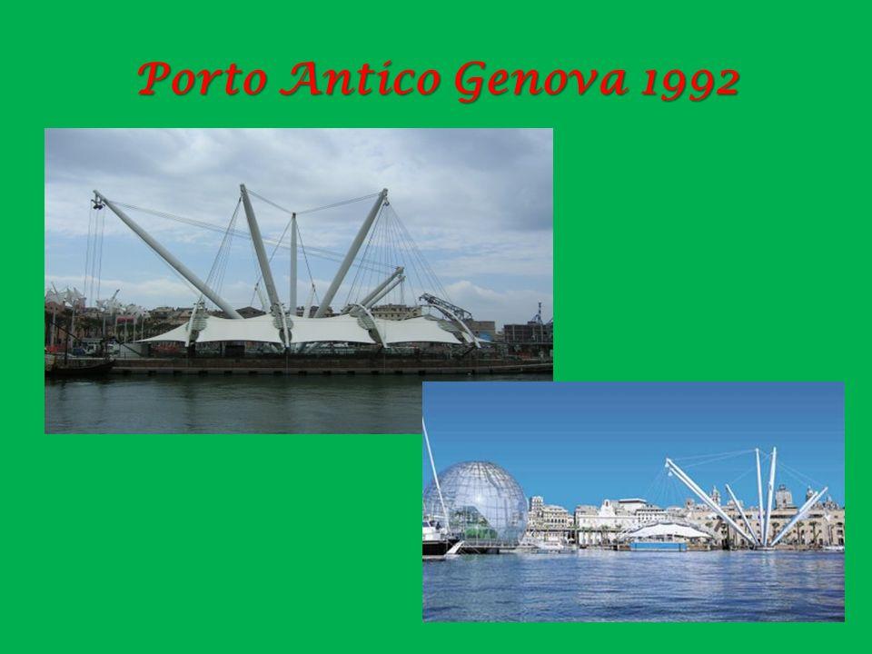 Porto Antico Genova 1992