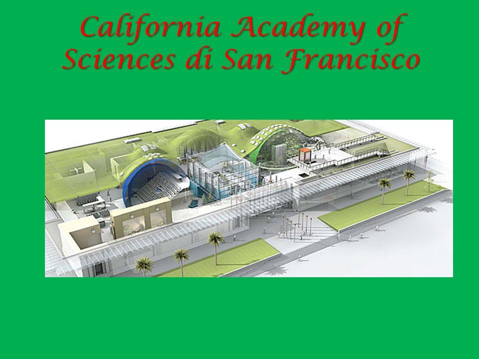 California Academy of Sciences di San Francisco