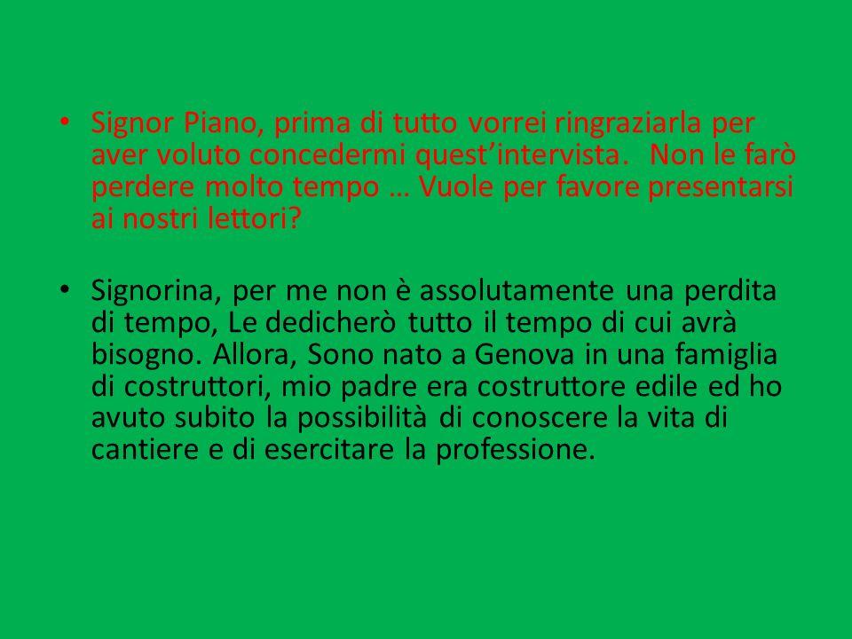 Concluso il liceo classico mi sono iscritto alla facoltà di Architettura di Firenze e a quella di Milano; mi sono laureato nel 1964 al Politecnico di Milano con una tesi su Modulazione e coordinamento modulare ottenendo 100/110.