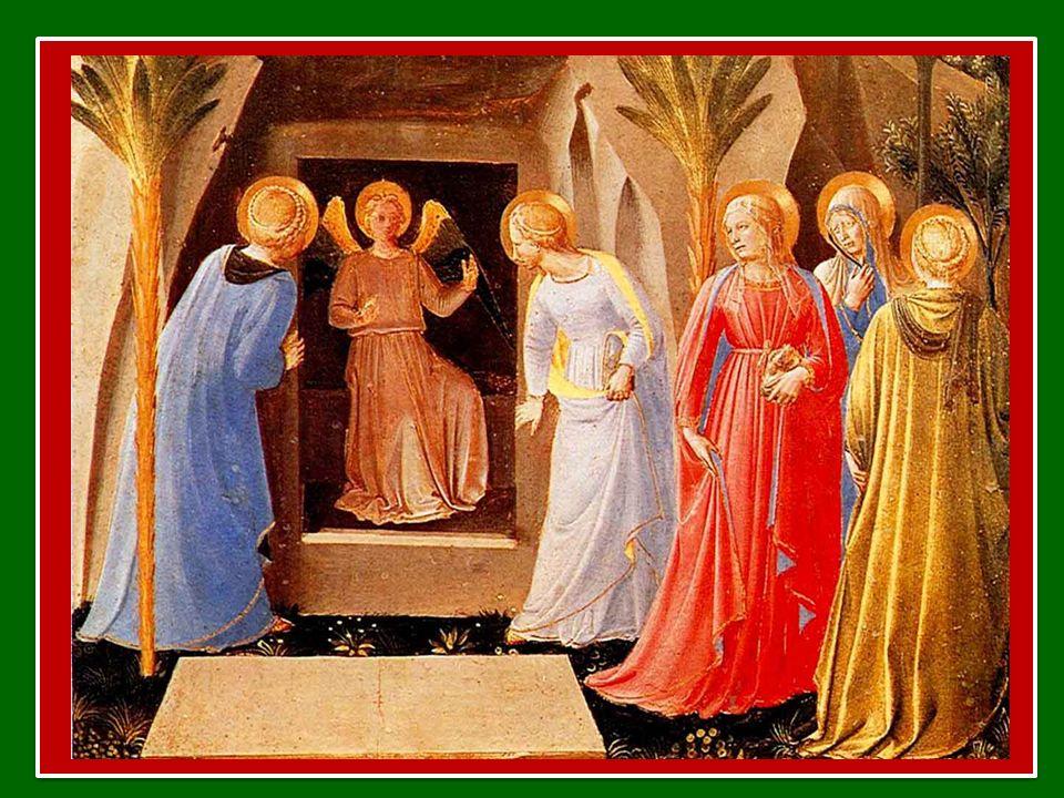 Resurrexit, sicut dixit, alleluia. è risorto, come aveva promesso, alleluia. Ora pro nobis Deum, alleluia. Prega il Signore per noi, alleluia. Resurre