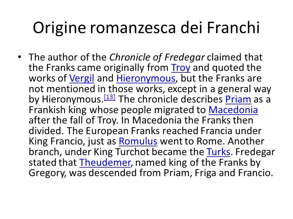 Dopo Carlo Morto Carlo, il suo potere fu diviso fra i due figli [51] : [51] Carlomanno, che ottenne l Austrasia, l Alemannia e la Turingia CarlomannoAustrasiaAlemannia Turingia Pipino il Breve, che ottenne la Neustria, la Burgundia e la Provenza Pipino il BreveNeustriaBurgundiaProvenza Malgrado non avesse mai ottenuto il titolo di re, egli ebbe maggior potere di tutti i sovrani franchi dell epoca, visto che la dinastia merovingia era già a quel momento in piena decadenza.