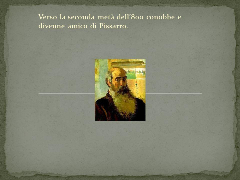 Ammirò diverse opere, cercò di imitare soprattutto Caravaggio.