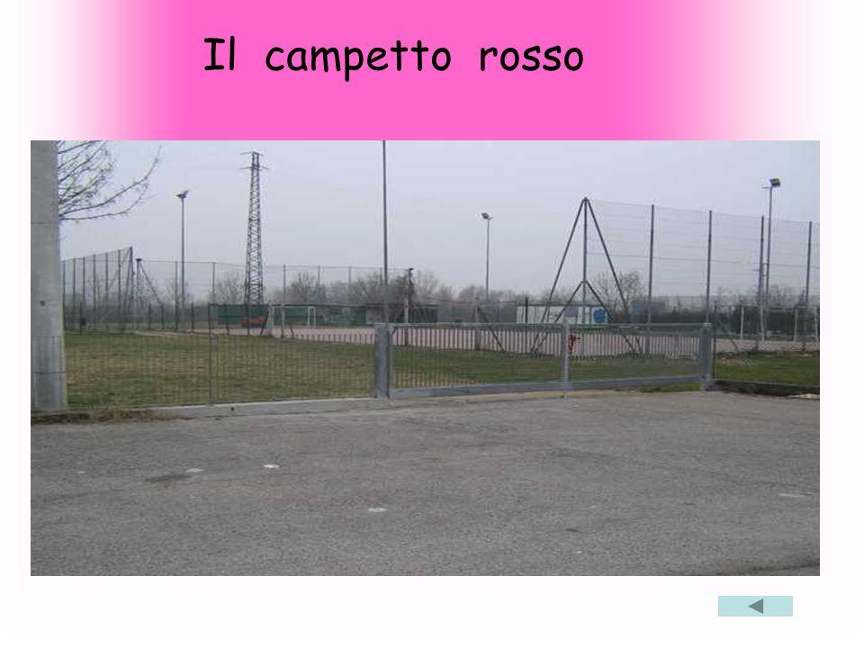 MAPPA QUARTIERE Il campo sportivoIl campetto rosso Il centro ricreativo Centro ricreativo e impianti sportivi