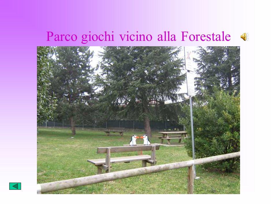 MAPPA QUARTIERE Parco giochi di via Sardegna Parco giochi vicino alla Forestale Parco giochi di via Val dAosta Parchi Nel quartiere Rondò Brenta ci sono tre parchi.