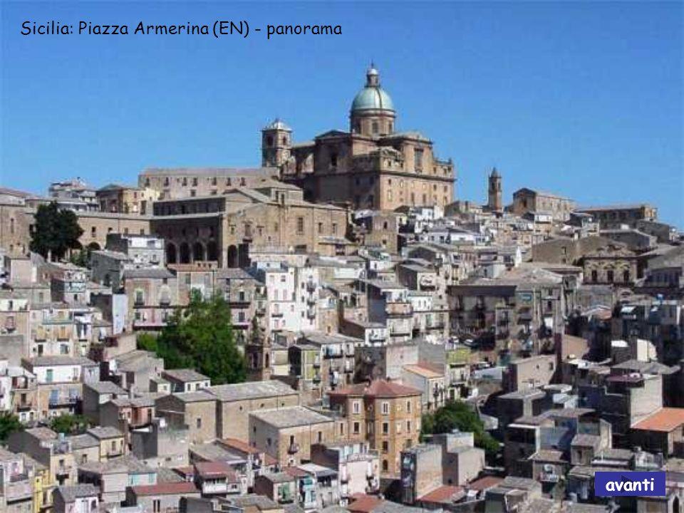 Sicilia: Castellammare del Golfo (TP) – La tonnara di Scopello avanti