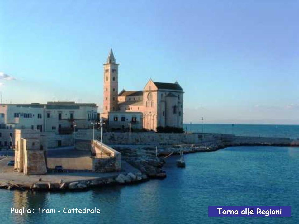 Puglia: Oria - tramonto avanti