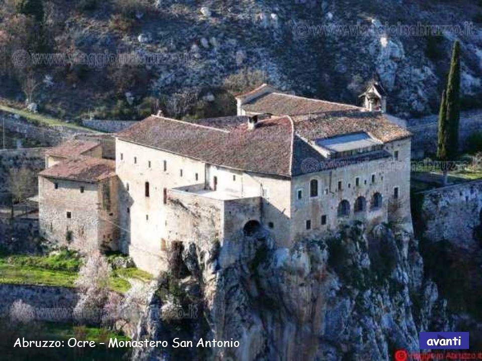 Abruzzo: Parco Nazionale - Lupo avanti
