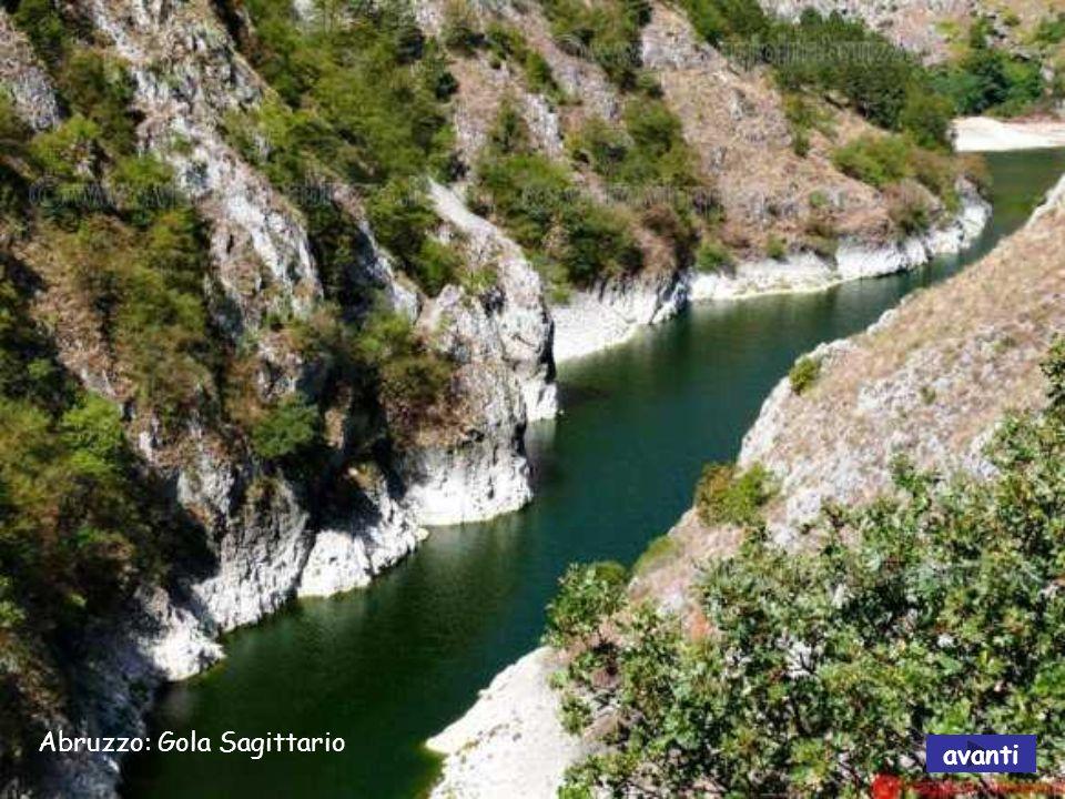 Abruzzo: Celano avanti