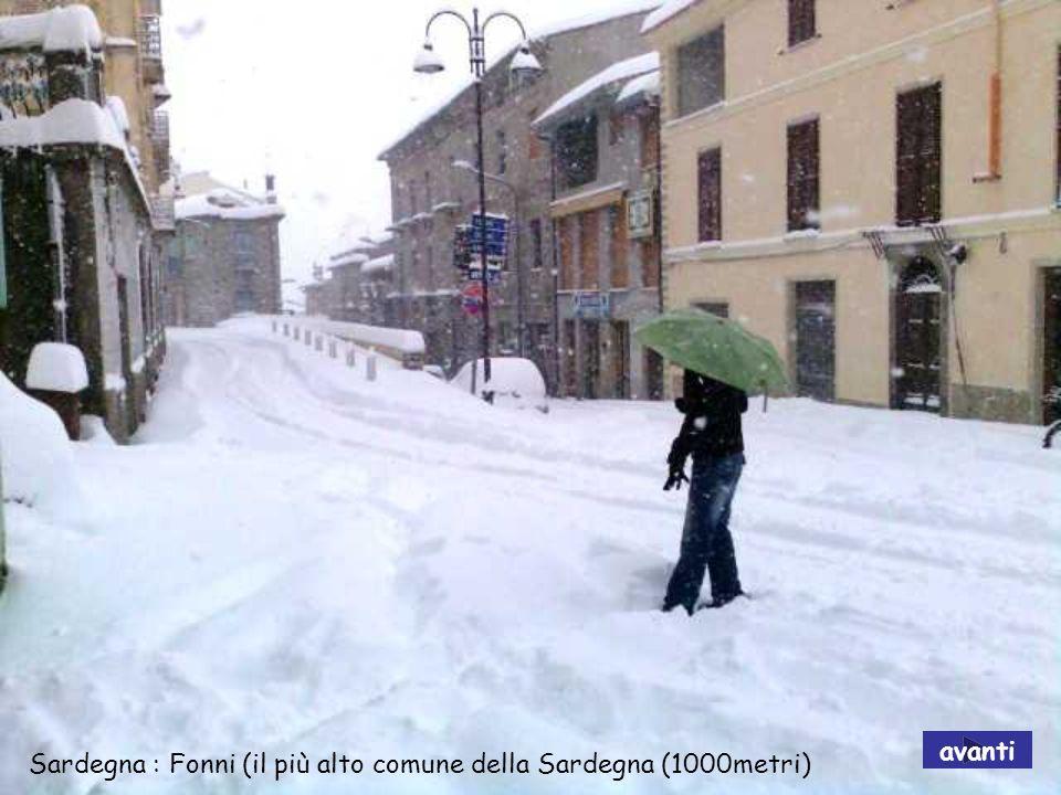 Sardegna: Gennargentu - Bruncuspina avanti