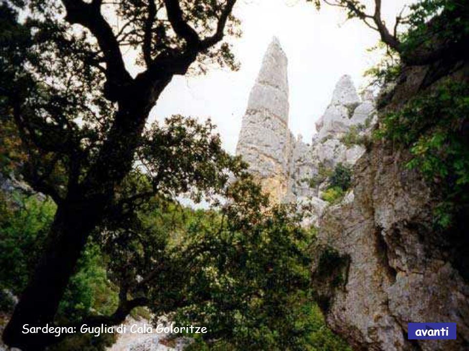 Sardegna: Orisei – Grotta del Bue Marino avanti