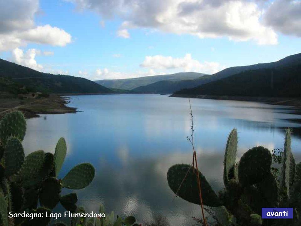 Sardegna: Guglia di Cala Goloritze avanti