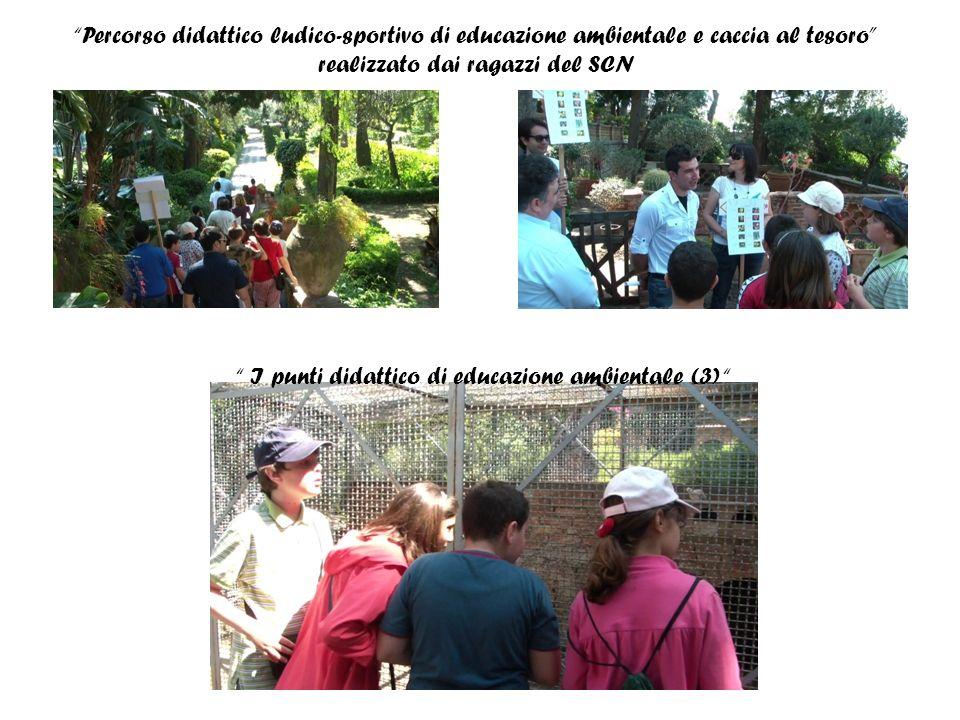 I punti didattico di educazione ambientale (3)