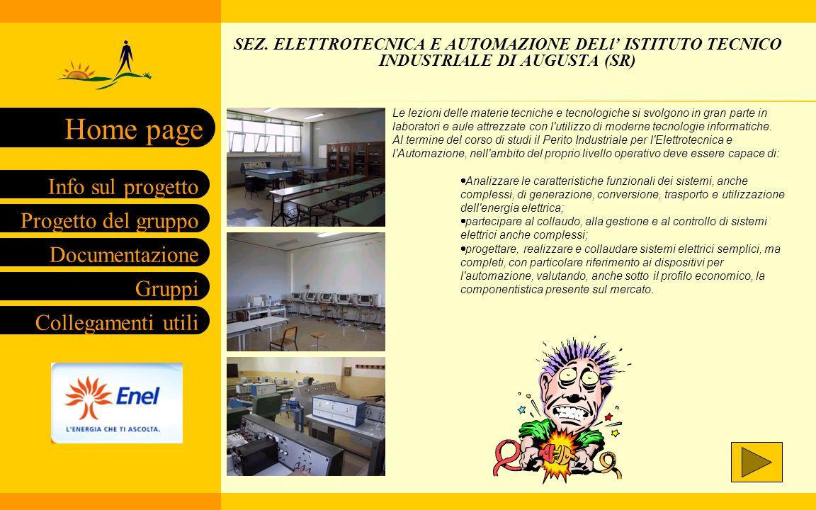 Progetto del gruppo Documentazione Gruppi Collegamenti utili Info sul progetto Home page PROGETTO CONCORSO ENEL SUN ENERGY PARK REALIZZATO DAGLI ALUNN