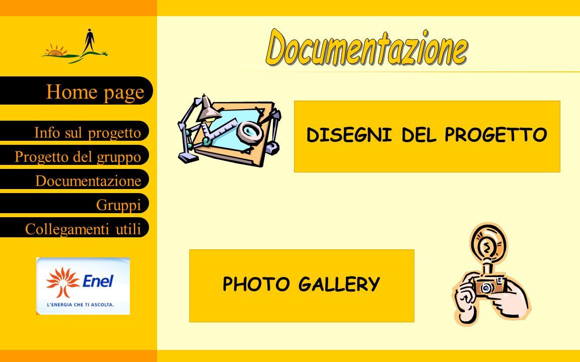 Progetto del gruppo Documentazione Gruppi Collegamenti utili Info sul progetto Home page Scheda di progetto SUN ENERGY PARK Presentazione del progetto