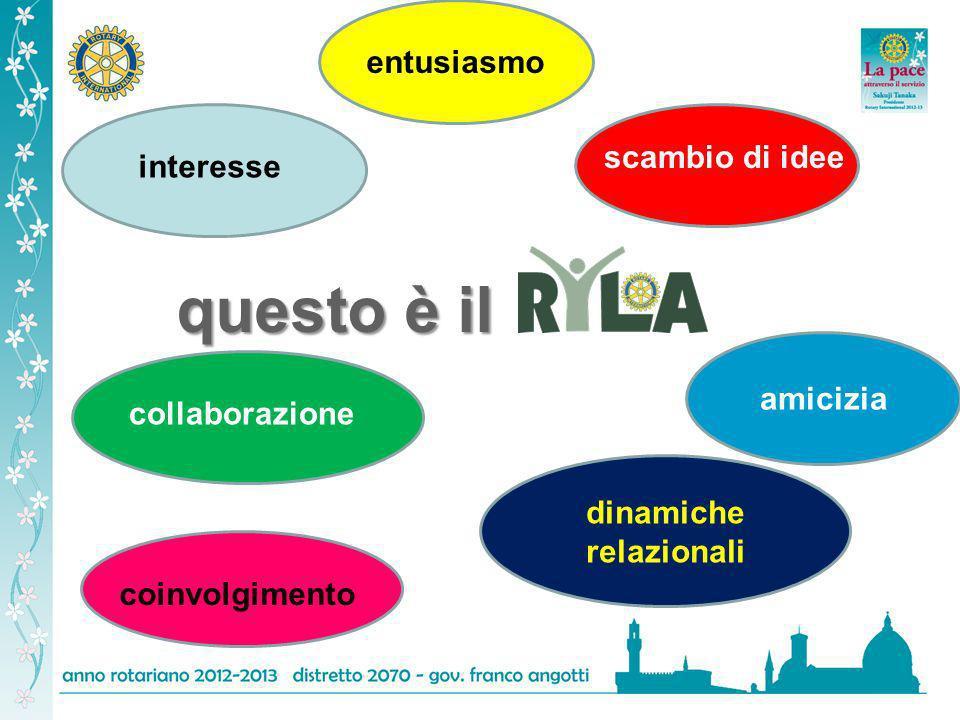 entusiasmo amicizia interesse scambio di idee collaborazione coinvolgimento dinamiche relazionali questo è il