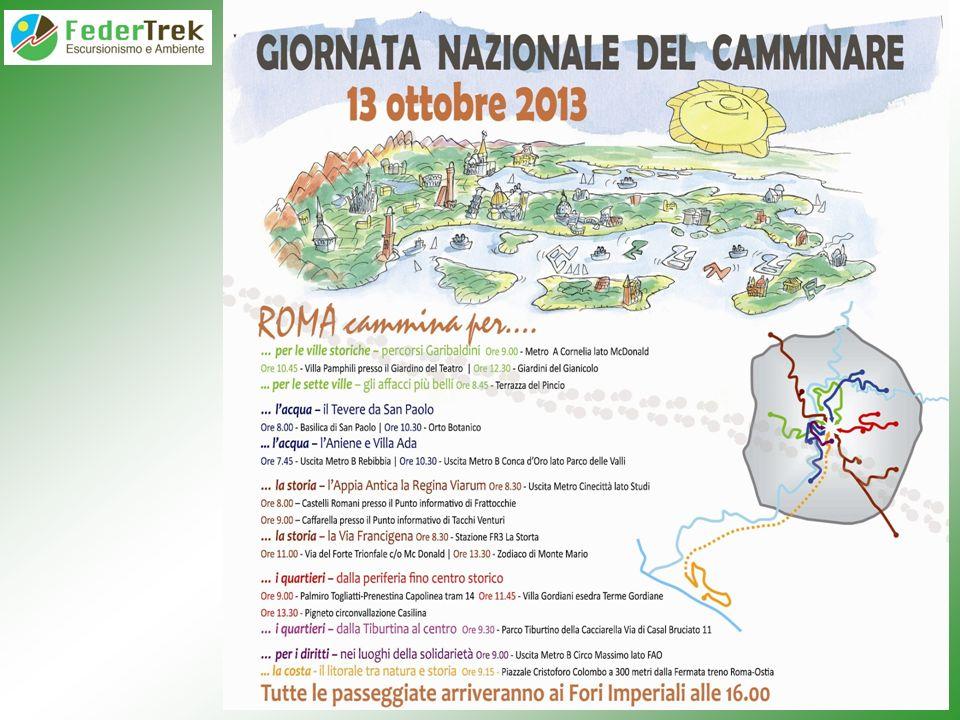 Roma cammina per… … i diritti – dalla FAO a SantEgidio FAO UISP Fraternità Ripa dei Sette Soli (S.