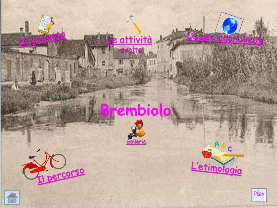 Dove scorre il Brembiolo, se è un fiume ?fiume Quali luoghi irriga il Brembiolo, se è una roggia ?roggia Dove accoglie le acque reflue se il Brembiolo è un colatore ?colatore