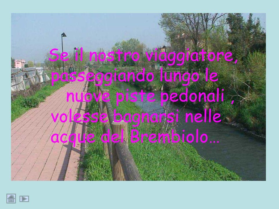 … visto che brombo in bergamasco significa acqua… e che la radice preromana brem significa risuonare… come fa un corso dacqua torrentizio e rumoreggia