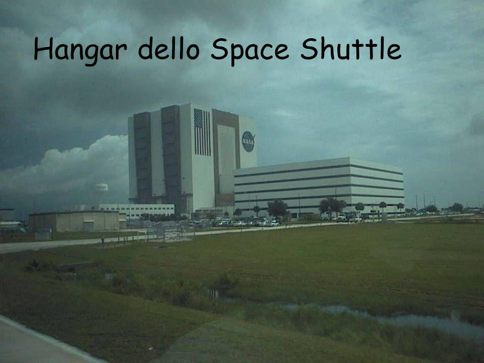 Hangar dello Space Shuttle