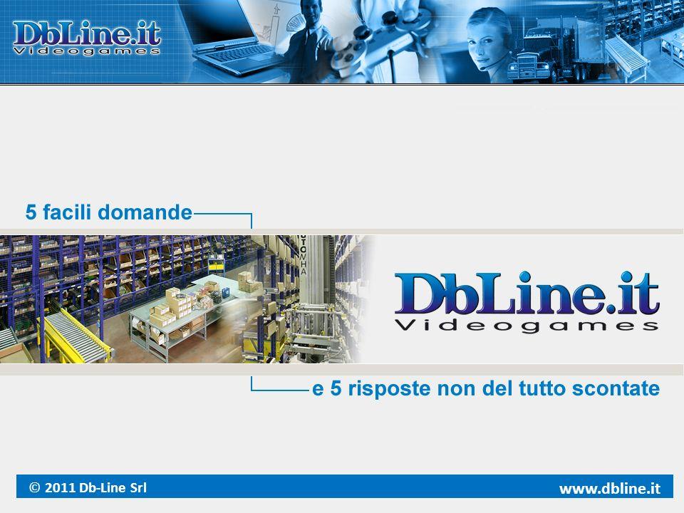 19 anni di storia dei videogiochi Db-Line è stata fondata nel 1991.