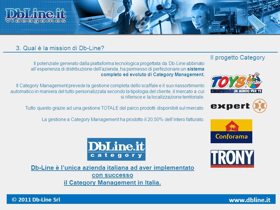 4.Come vende Db-Line.