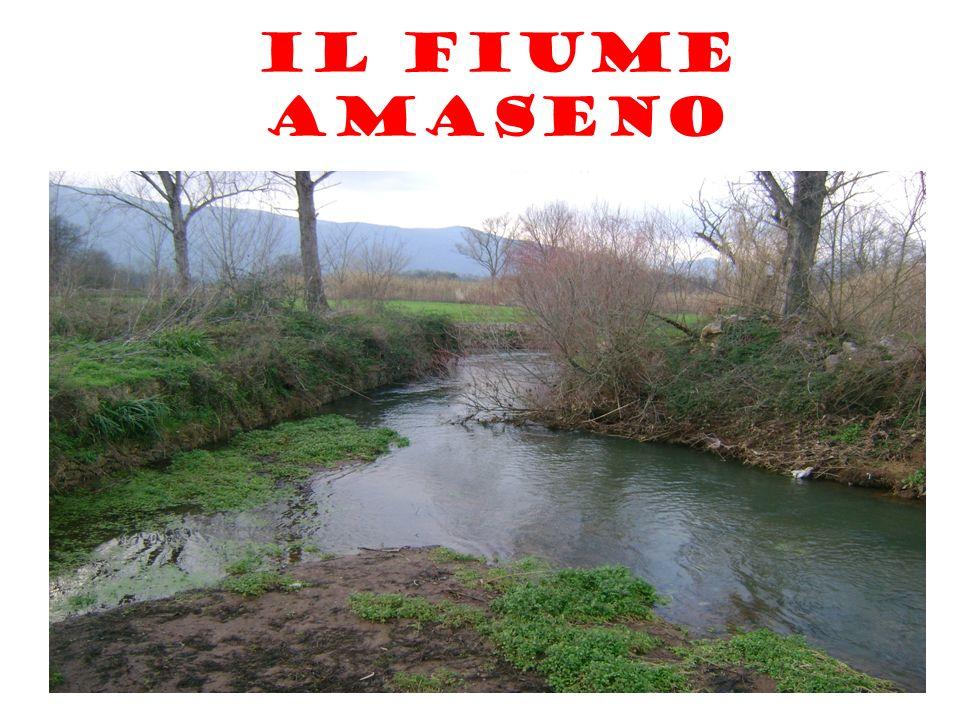 Il fiume Amaseno