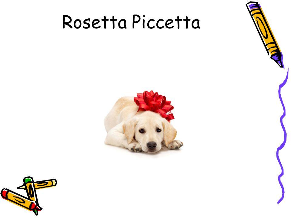 Rosetta Piccetta