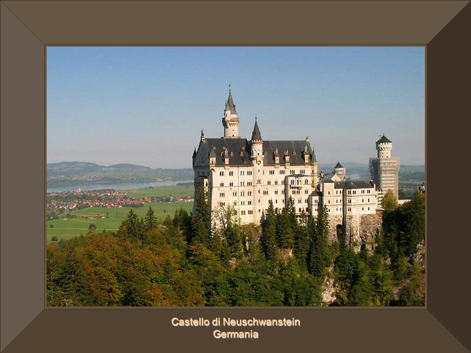 Castello di Neuschwanstein Germania