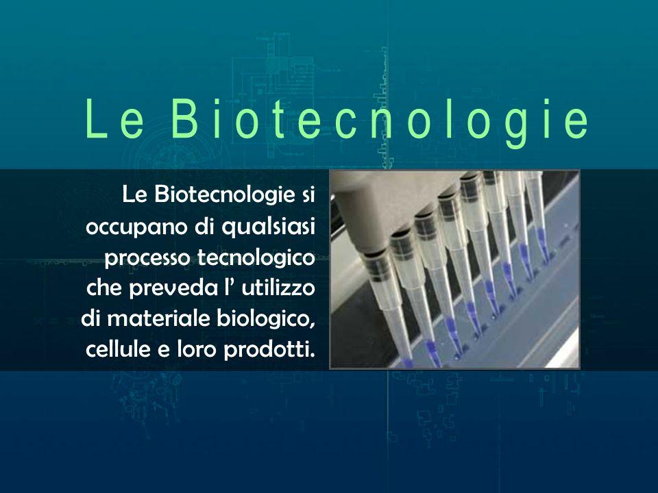 Il DNA e le Tecniche di base del DNA ricombinante Dal Progetto genoma ai test genetici Clonazione e cellule staminali Bioinformatica