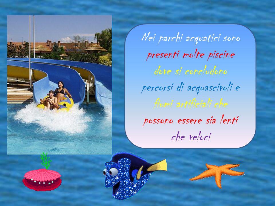 Ma soprattutto è il mondo dei bambini, che appaga la loro Fantasia e la gioia di divertirsi fra tante meraviglie