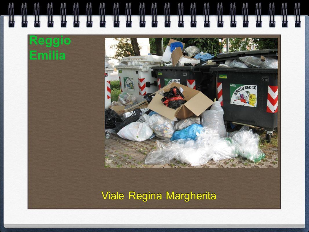 Viale Regina Margherita Reggio Emilia