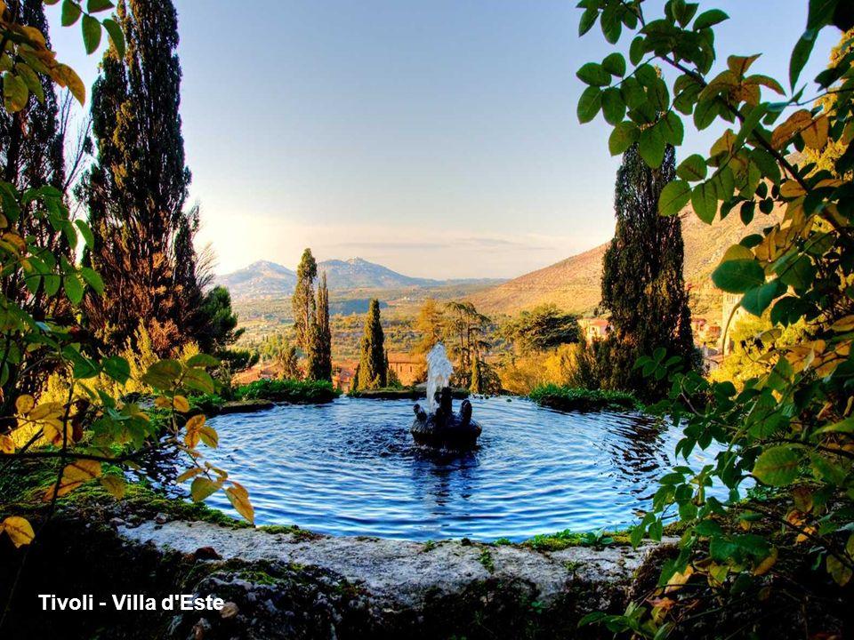 Tivoli - Villa d Este