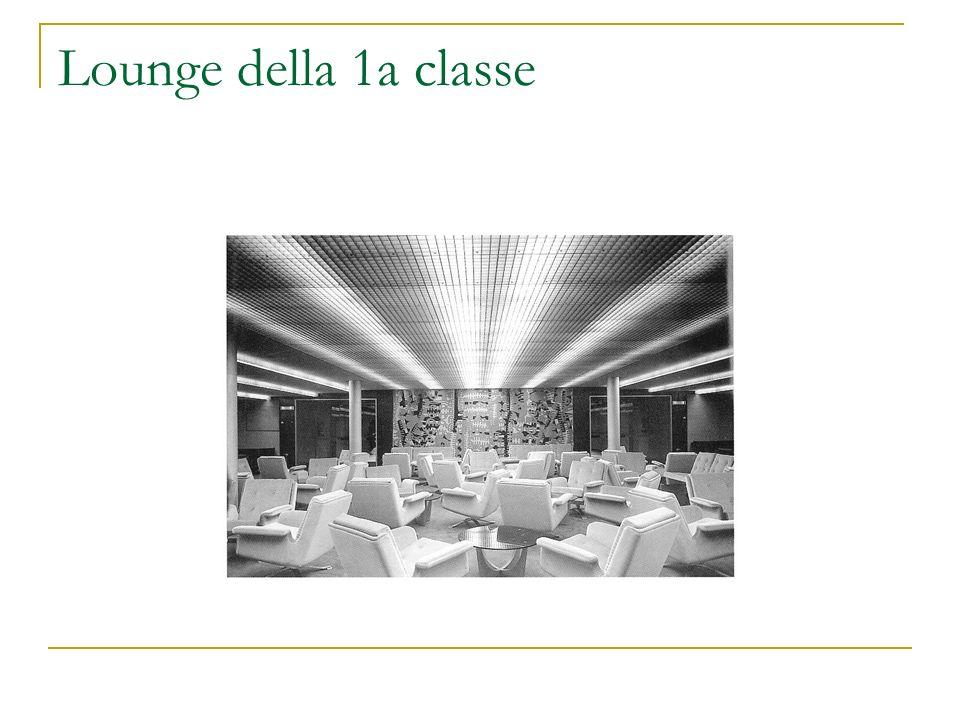 Lounge della 1a classe