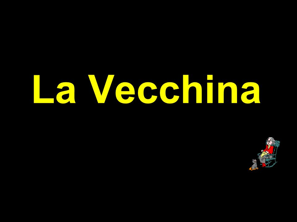 La Vecchina