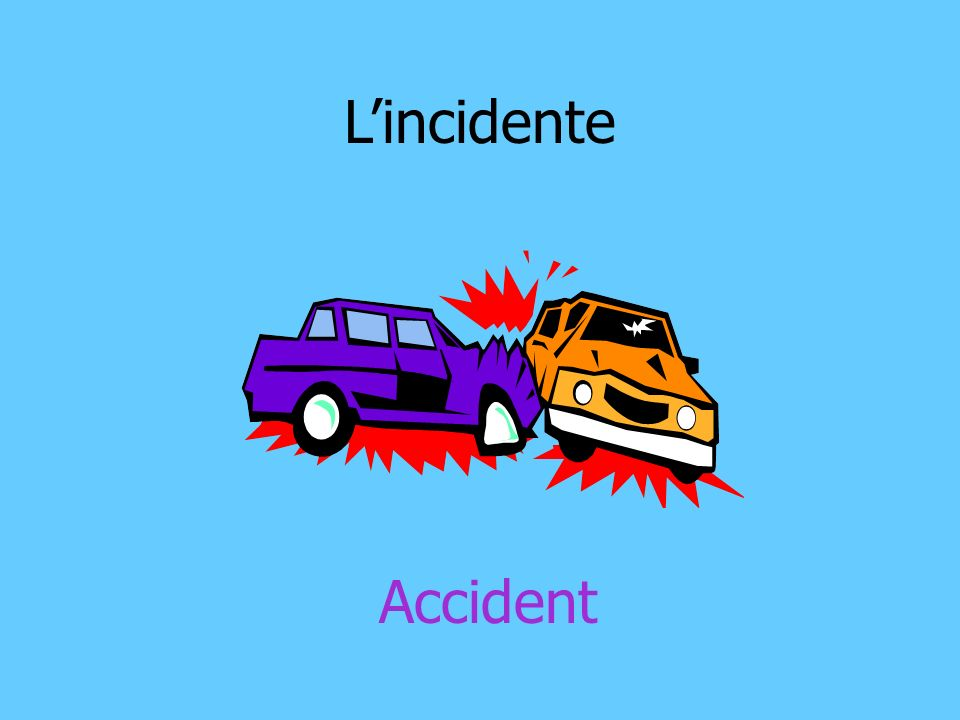 Lincidente Accident