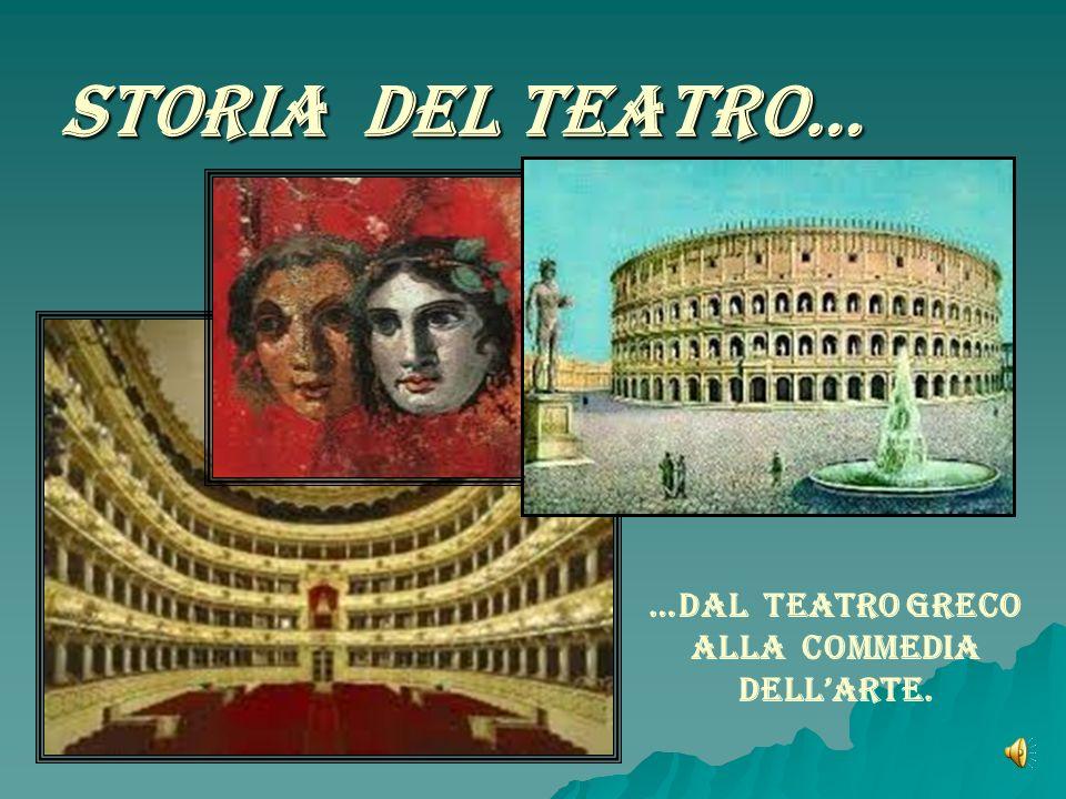 Le origini del teatro latino Il teatro latino è fondato sulla commedia e il cosidetto italum acetum.