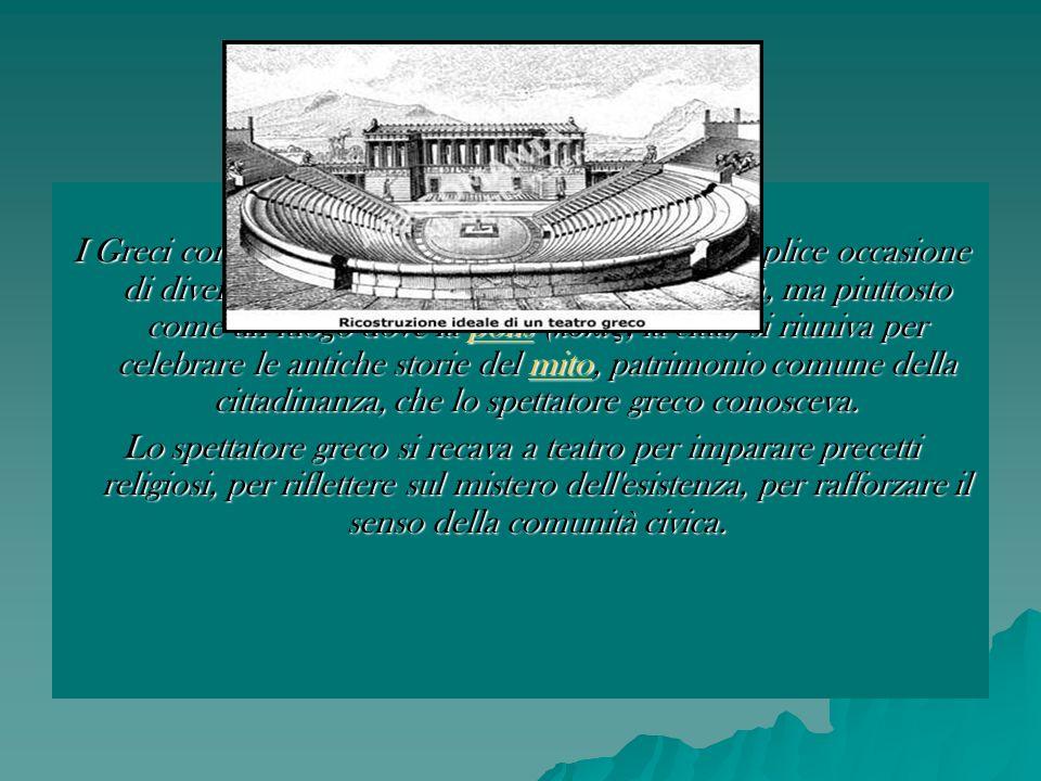 Il Teatro comico di Plauto e Terenzio Il teatro latino, è essenzialmente un teatro comico: infatti litalum acetum era una componente fondamentale dei Romani.