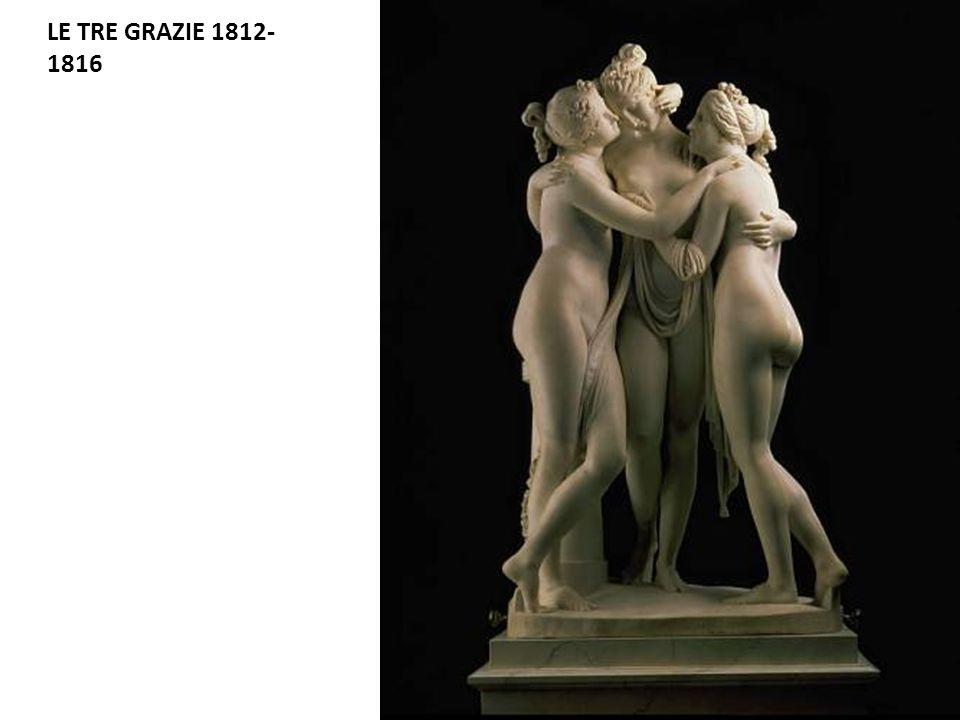 LE TRE GRAZIE 1812- 1816