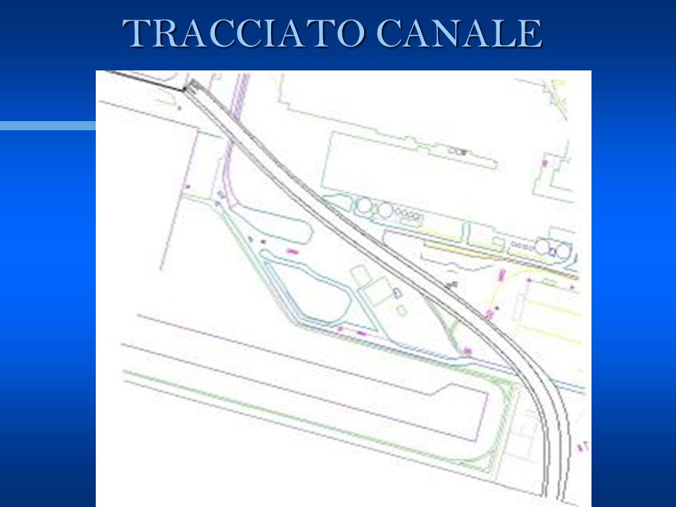 TRACCIATO CANALE