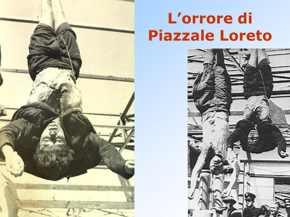 Lorrore di Piazzale Loreto